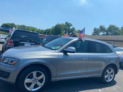 2010 Audi Q5 for sale at Primary Motors Inc in Commack NY