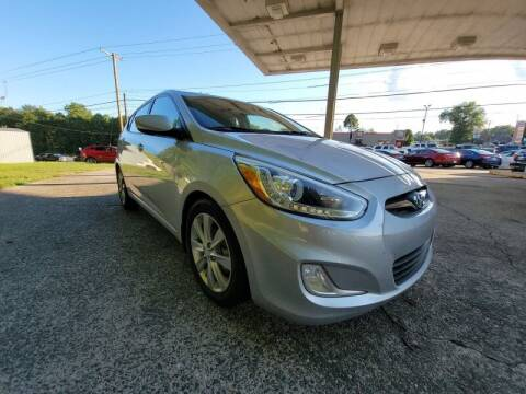 2014 Hyundai Accent for sale at McAdenville Motors in Gastonia NC