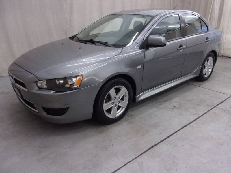 2014 Mitsubishi Lancer for sale at Paquet Auto Sales in Madison OH