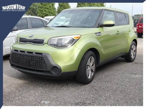 2016 Kia Soul for sale at BARTOW FORD CO. in Bartow FL
