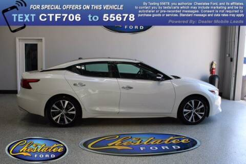 2018 Nissan Maxima for sale at NMI in Atlanta GA