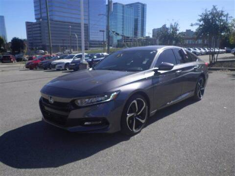 2018 Honda Accord for sale at BEAMAN TOYOTA GMC BUICK in Nashville TN
