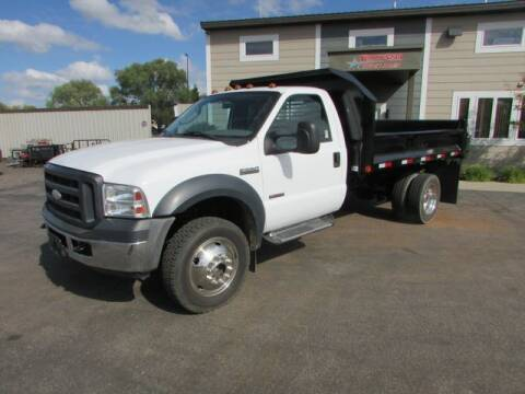 2007 Ford F-550 Super Duty for sale at NorthStar Truck Sales in Saint Cloud MN