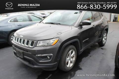 2018 Jeep Compass for sale at Bening Mazda in Cape Girardeau MO