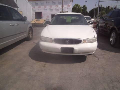 2003 Buick Century for sale at MITRISIN MOTORS INC in Oskaloosa IA