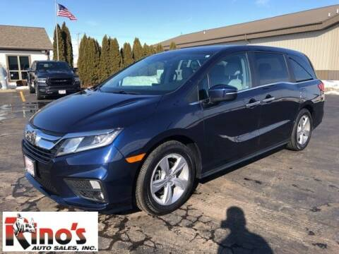 2020 Honda Odyssey for sale at Rino's Auto Sales in Celina OH