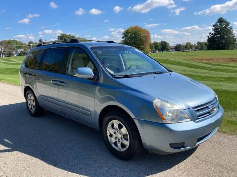 2008 Kia Sedona for sale at Good Value Cars Inc in Norristown PA