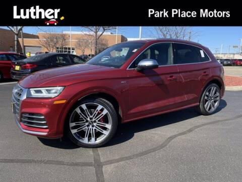 2018 Audi SQ5 for sale at Park Place Motor Cars in Rochester MN