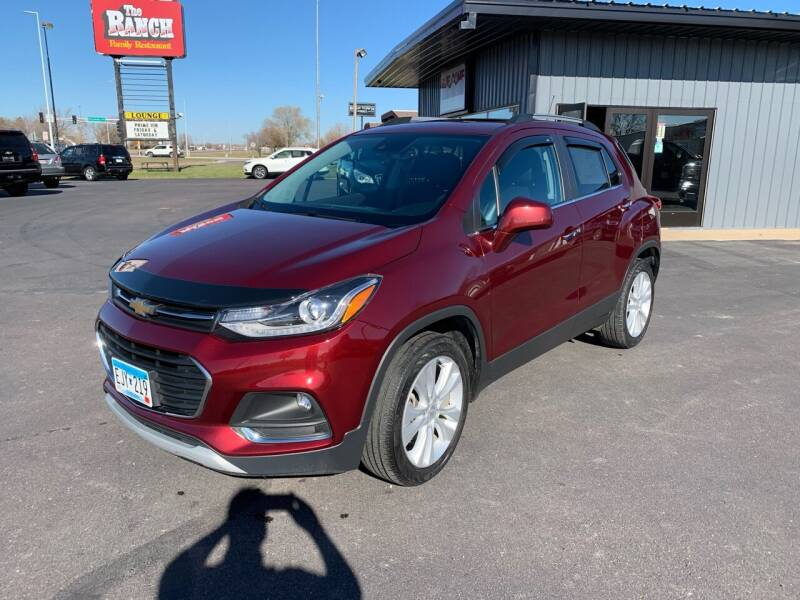2017 Chevrolet Trax for sale at Welcome Motor Co in Fairmont MN