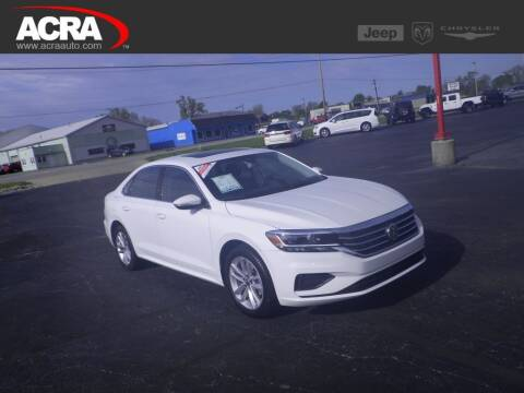 2020 Volkswagen Passat for sale at BuyRight Auto in Greensburg IN