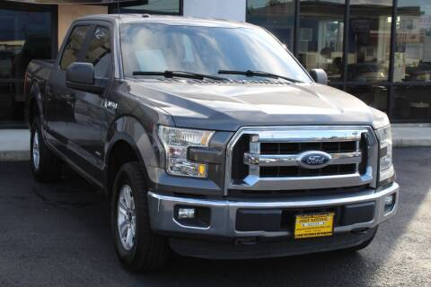 2016 Ford F-150 for sale at First National Autos in Lakewood WA