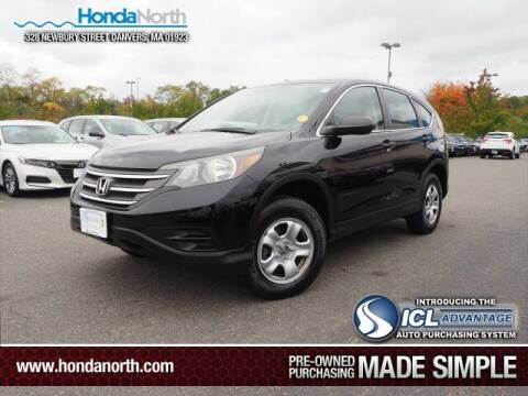 2014 Honda CR-V for sale at 1 North Preowned in Danvers MA