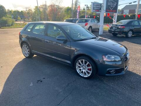 2011 Audi A3 for sale at Lux Car Sales in South Easton MA