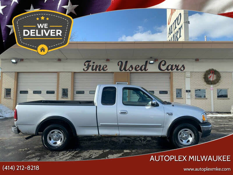 2000 Ford F-150 for sale at Autoplex Milwaukee in Milwaukee WI