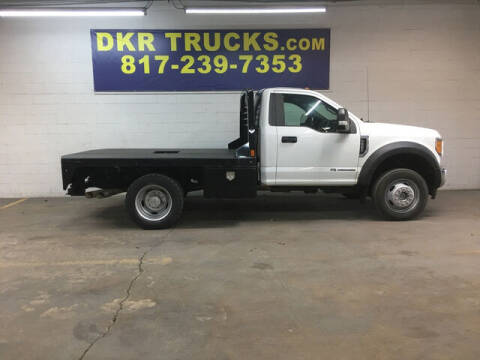 2017 Ford F-550 Super Duty for sale at DKR Trucks in Arlington TX