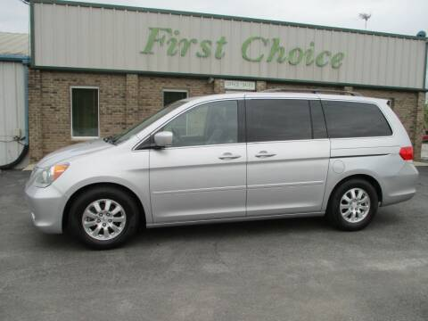 2010 Honda Odyssey for sale at First Choice Auto in Greenville SC