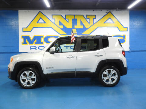 2016 Jeep Renegade for sale at ANNA MOTORS, INC. in Detroit MI