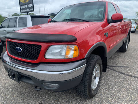 2002 Ford F-150 for sale at 51 Auto Sales Ltd in Portage WI