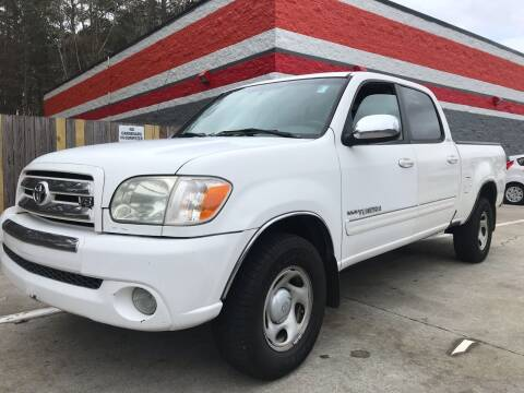 2006 Toyota Tundra for sale at CAR STOP INC in Duluth GA