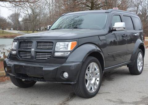 2011 Dodge Nitro for sale at A F SALES & SERVICE in Indianapolis IN