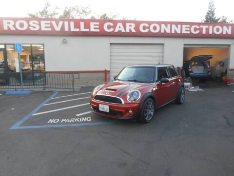 2012 MINI Cooper Hardtop for sale at ROSEVILLE CAR CONNECTION in Roseville CA