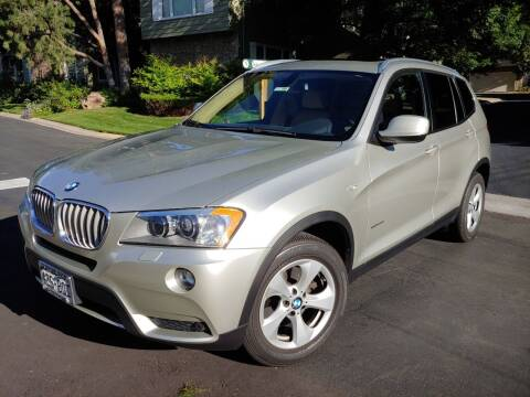 2011 BMW X3 for sale at The Car Guy in Glendale CO