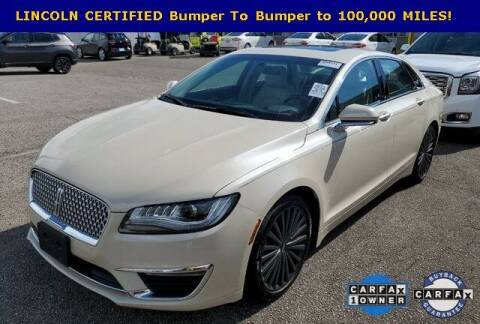 2018 Lincoln MKZ for sale at PHIL SMITH AUTOMOTIVE GROUP - Tallahassee Ford Lincoln in Tallahassee FL