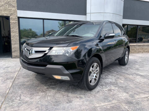 2008 Acura MDX for sale at Berge Auto in Orem UT