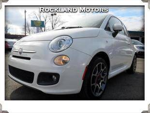 2015 FIAT 500 for sale at Rockland Automall - Rockland Motors in West Nyack NY