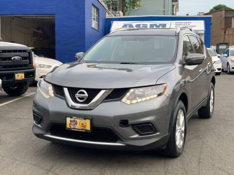 2015 Nissan Rogue for sale at AGM AUTO SALES in Malden MA