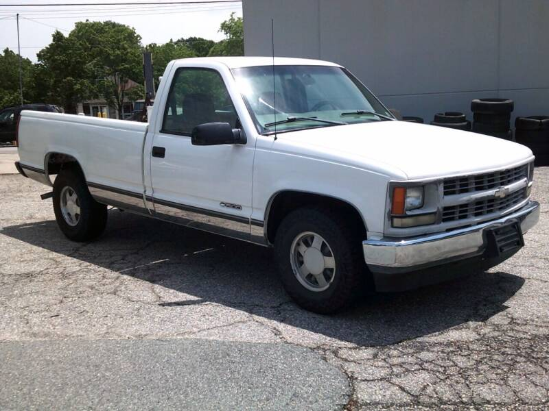 1998 Chevrolet C/K 1500 Series for sale at Wamsley's Auto Sales in Colonial Heights VA