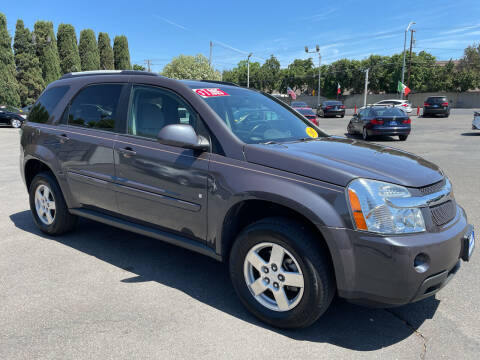 2007 Chevrolet Equinox for sale at Blue Diamond Auto Sales in Ceres CA