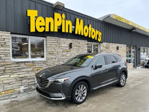 2020 Mazda CX-9 for sale at TenPin Motors LLC in Fort Atkinson WI