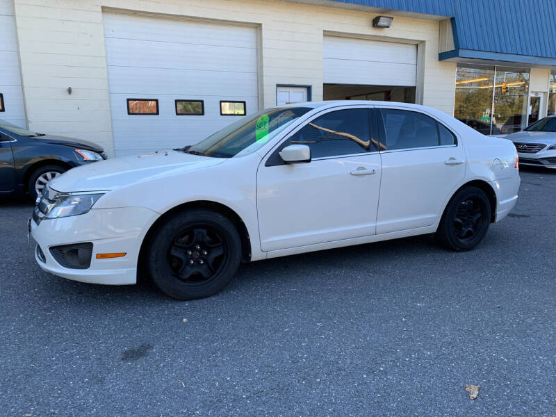 2010 Ford Fusion for sale at Trax Auto II in Broadway VA