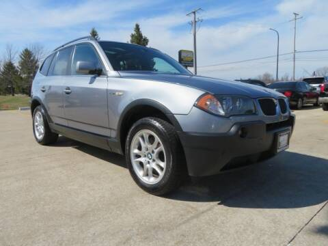 2005 BMW X3 for sale at Import Exchange in Mokena IL