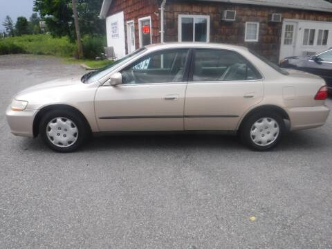 2000 Honda Accord for sale at Trade Zone Auto Sales in Hampton NJ