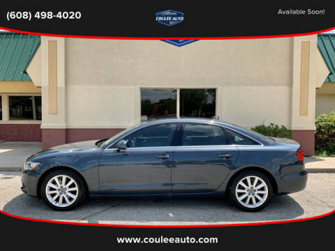 2013 Audi A6 for sale at Coulee Auto in La Crosse WI