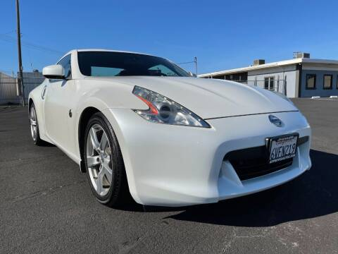 2012 Nissan 370Z for sale at Approved Autos in Sacramento CA