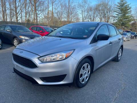 2016 Ford Focus for sale at Dream Auto Group in Dumfries VA