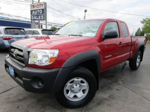 2009 Toyota Tacoma for sale at TRI CITY AUTO SALES LLC in Menasha WI