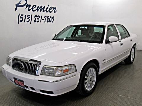 2010 Mercury Grand Marquis for sale at Premier Automotive Group in Milford OH