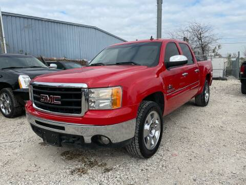 2011 GMC Sierra 1500 for sale at ALL STAR MOTORS INC in Houston TX