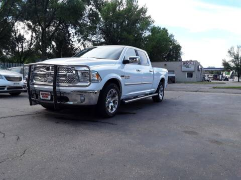 2018 RAM Ram Pickup 1500 for sale at NORTHERN MOTORS INC in Grand Forks ND