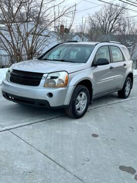 2008 Chevrolet Equinox for sale at Suburban Auto Sales LLC in Madison Heights MI