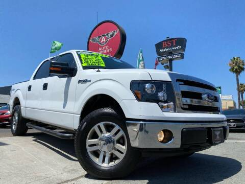 2013 Ford F-150 for sale at Auto Express in Chula Vista CA