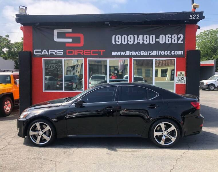 2006 Lexus IS 350 for sale at Cars Direct in Ontario CA