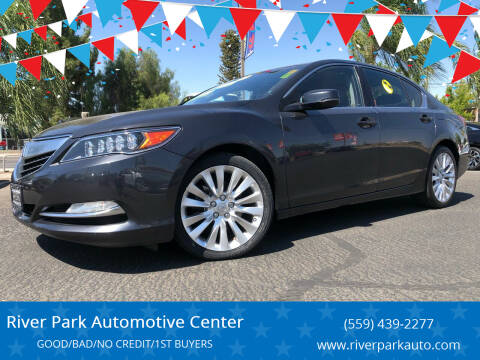 2014 Acura RLX for sale at River Park Automotive Center in Fresno CA