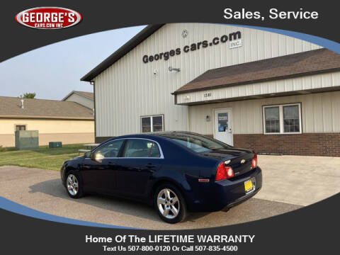 2010 Chevrolet Malibu for sale at GEORGE'S CARS.COM INC in Waseca MN