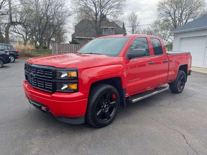 2014 Chevrolet Silverado 1500 for sale at Rombaugh's Auto Sales in Battle Creek MI