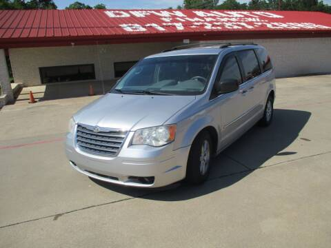 2010 Chrysler Town and Country for sale at DFW Auto Leader in Lake Worth TX